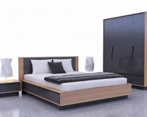 Combo nội thất phòng ngủ 4 món - VCB 5